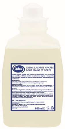 RECH ODEX CREME LAVANTE NACREE MAINS 800 ML